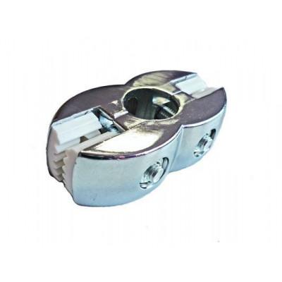JOKER 55 двухстор. крепление д/стекла и панели,хром